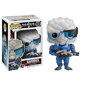 Pop! Games Mass Effect Vinyl Figure Garrus #12 (Vaulted)