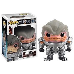 Pop! Games Mass Effect Vinyl Figure Grunt #11 (Vaulted)