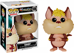 Pop! Television Thundercats Vinyl Figure Snarf #106 (Vaulted)