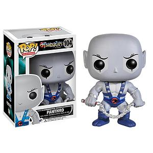 Pop! Television Thundercats Vinyl Figure Panthro #104 (Vaulted)