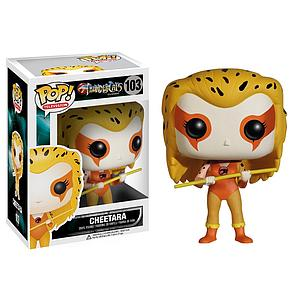 Pop! Televison Thundercats Vinyl Figure Cheetara #103 (Vaulted)