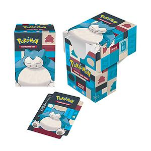 Pokemon Deck Box: Snorlax