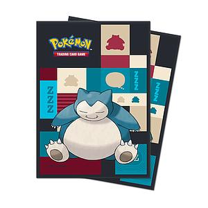 Pokemon Deck Protector 65-pack Sleeves: Snorlax