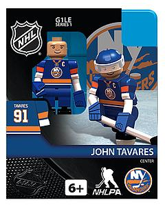 NHL Hockey Minifigures: John Tavares (New York Islander)