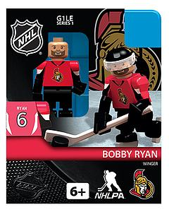 NHL Hockey Minifigures: Bobby Ryan (Ottawa Senators)