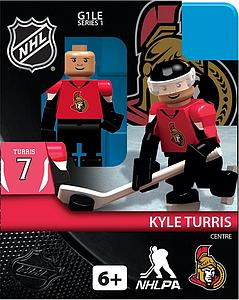NHL Hockey Minifigures: Kyle Turris (Ottawa Senators)