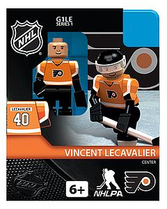 NHL Hockey Minifigures: Vincent Lecavalier (Philadelphia Flyers)