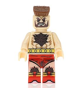 Video Games Street Fighter Minifigure: Zangief (VG-27)