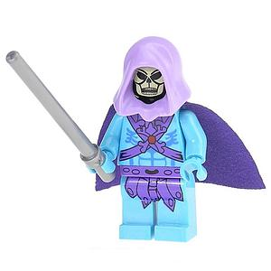 Television Masters of the Universe Minifigure: Skeletor