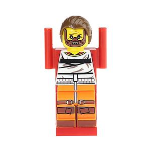 Movies Silence of the Lambs Minifigure: Hannibal