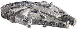 Revell Star Wars SnapTite Pre-Decorated Model Kit Millennium Falcon (RMX1822)