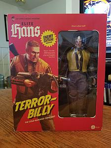 "Wolfenstein II The New Colossus Collector's Edition 12"" Action Figure Terror-Billy (No Game)"