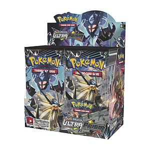Pokemon Trading Card Game: Sun & Moon (SM5) Ultra Prism Booster Box