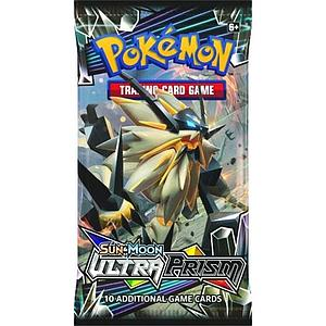 Pokemon Trading Card Game: Sun & Moon (SM5) Ultra Prism Booster Pack
