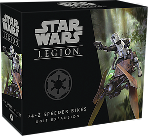 Star Wars: Legion 74-Z Speeder Bikes Unit Expansion