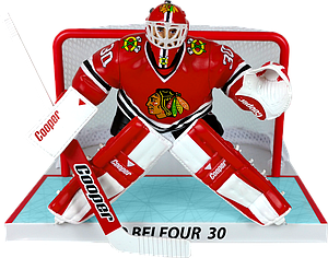 NHL Ed Belfour (Chicago Blackhawks) 2017-2018