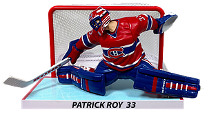 NHL Patrick Roy (Montreal Canadiens) 2017-2018