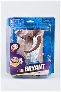 NBA Sportspicks Series 23 Kobe Bryant (Los Angeles Lakers) Christmas Jersey Collector Level Silver #/1000
