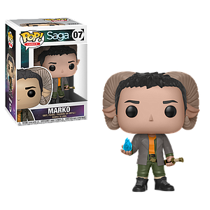 Pop! Comics Saga Vinyl Figure Marko #07