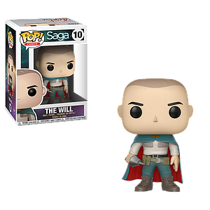 Pop! Comics Saga Vinyl Figure The Will #10