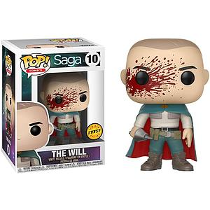 Pop! Comics Saga Vinyl Figure The Will #10 (Chase)