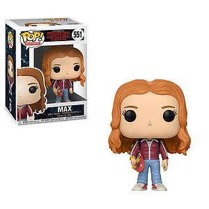 Pop! Television Stranger Things 2 Vinyl Figure Max #551