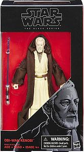 Star Wars The Black Series 6 Inch Action Figure Obi-Wan Kenobi