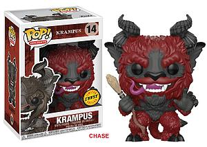 Pop! Holidays Krampus Vinyl Figure Krampus #14 (Chase)