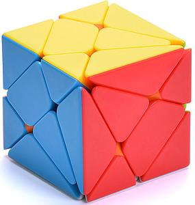 Puzzle Axis Cube