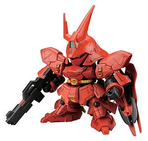 Gundam SD BB Model Kit: #382 Sazabi