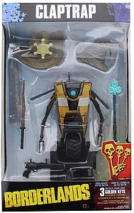 "McFARLANE Borderlands 10"" Deluxe Action Figure Claptrap"