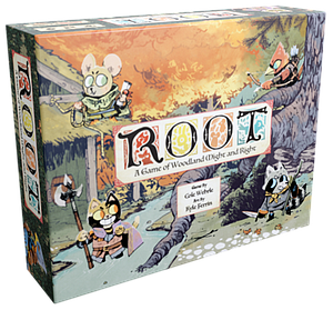 Root: A Game of Woodland Might and Right