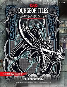 Dungeons & Dragons Roleplaying Game Tiles Reincarnated: The Dungeon