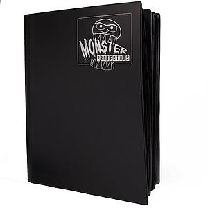 Mega Binder Binder XL Size (Twice as Large) Portfolio: Black
