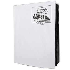 Mega Binder 18-Pocket Portfolio: White