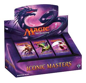 Magic the Gathering: Iconic Masters Box (24 Pack)
