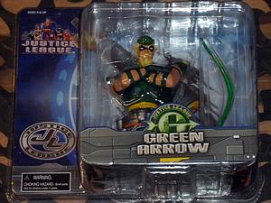 Mattel DC Justice League Justice League Mini Paperweight Bust Series 2 Green Arrow
