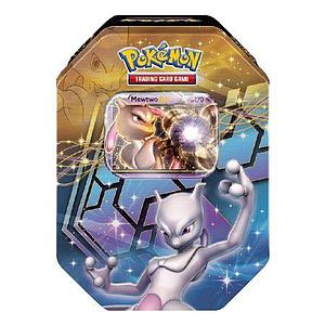 Pokemon Trading Card Game Black & White EX Fall Tins 2012: Mewtwo EX