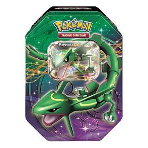 Pokemon Trading Card Game Black & White EX Fall Tins 2012: Rayquaza EX
