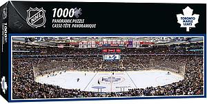 Panoramic Puzzle: Toronto Maple Leafs