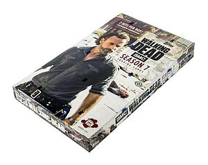 The Walking Dead Season 7 Trading Cards Hobby Box