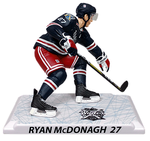 NHL Ryan McDonagh (New York Rangers) Winter Classic 2017-2018