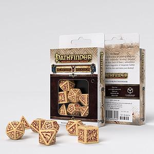 Pathfinder 7-Dice Set: Ironfang Invasion