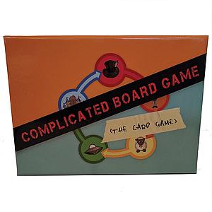 Complicated Board Game (The Card Game)