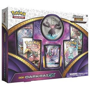Pokemon Trading Card Game: Shiny Darkrai-GX Box