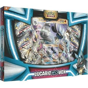 Pokemon Trading Card Game: Lucario-GX Box