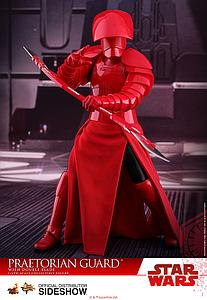 Praetorian Guard with Double Blade