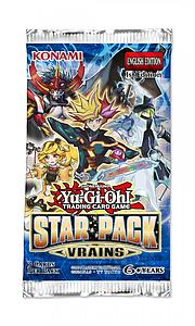 YuGiOh Trading Card Game: Star Pack VRAINS Booster Pack