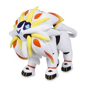 "Pokemon Plush Solgaleo (12"")"