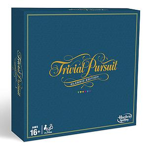 Trivial Pursuit: Classic Edition (OOP)